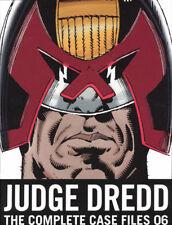 JUDGE DREDD: THE COMPLETE CASE FILES VOL #6 TPB 2000 AD John Wagner Comics TP