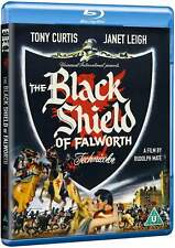 THE BLACK SHIELD OF FALWORTH [Blu-ray] (1954) Classic Medieval Knights Movie