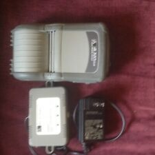 Zebra QL320 Plus Thermal  LABEL AND RECEIPT printer and power supply
