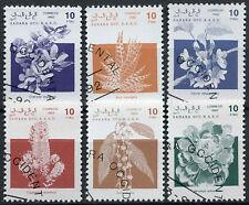 Sahara 1992 Flores, plantas CTO usado Set #A92805