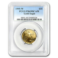 1/4 oz Proof Gold American Eagle PR-69 PCGS (Random Year) - SKU #83514