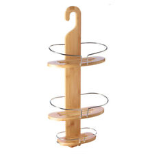 NEW KOO Bamboo Shower Caddy By Spotlight
