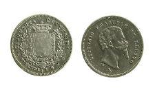 pcc1924_1) Vittorio Emanuele II Re Eletto (1859-1861) - 50 centesimi 1860 FI