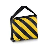 Neewer Black Yellow Heavy Duty Sand Bag Studio Video Light Stand Sandbag