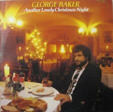 GEORGE BAKER - ANOTHER LONELY CHRISTMAS NIGHT - LP