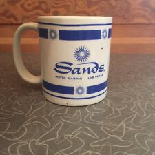 Vintage Sands Hotel Casino Las Vegas Coffee Mug