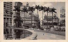 Br62357 sao paulo panorama real photo brasil