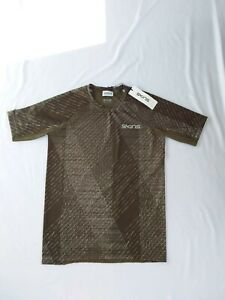 Skins - Men's DNAmic Primary Compression Top - BNWT - M - Utility - RRP £40