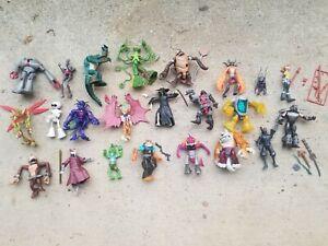 23 TMNT Teenage Mutant Ninja Turtles 2012- 2016 Viacom Playmates Figures/Weapons
