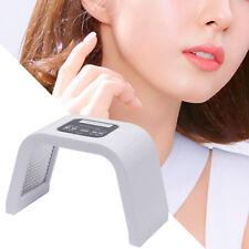 7 Farben LED Lichttherapie Hautverjüngung PDT Anti-Aging Facial Beauty Machine