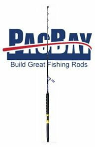 Xcaliber Marine Tournament Series 15-30lb Saltwater Trolling Rod w/Pac Bay Guide