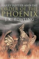 Harry Potter and the Order of the Phoenix (Book 5... by Rowling, J. K. Paperback