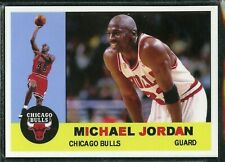 1960 Topps Baseball Style ACEO Basketball - #23 - Michael Jordan - Chicago Bulls