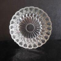 Coupe en verre LEVER 5 Design XXe vintage Art Nouveau Déco PN France N3083