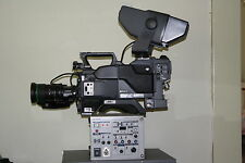 Sony DXC-D50ws CCU-TX7 Camera Set