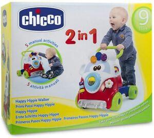 Chicco Gioco Primi Passi Happy Hippy 2 IN  1