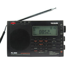 TECSUN Pl-660 Portable Shortwave FM Am World Radio Compact Receiver