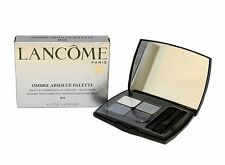 LANCOME OMBRE ABSOLUE QUAD PALETTE SMOOTHING EYE-SHADOW #B10- 4*0.024 OZ. (D)