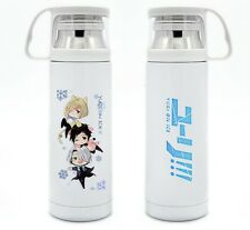 YURI ON ICE Victor Nikiforov Stainless Steel Cup Cute Vacuum Cup Gift 350ml #A