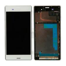 For Sony Xperia Z3 LCD Screen Digitizer with Frame Assembly D6603 D6643 D6653