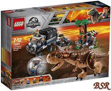 VORVERKAUF LEGO® Jurassic World™: 75929 Carnotaurus Flucht in der Gyrosphere NEU