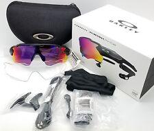 73e1d52dc46 NEW Oakley Radar Pace sunglasses Black Prizm Road + Clear Smart Glasses  9333-01