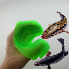 Fishing Anti Slip Catch Fish Grip Catching Guard Hand Glove Protector Grab