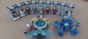 Lego Avengers Hall Of Armour