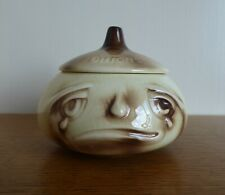 More details for sylvac onions face pot. nice example. no. 516.  freepost