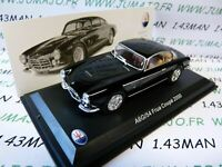 MAS15S voiture 1/43 LEO models  MASERATI collection  A6G/54 Frua coupé 2000 1955