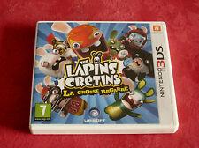 - jeu 3DS -  LAPIN CRETINS La grosse Bagarre