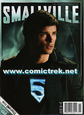 Smallville Official Magazine #34 PX Variant Exclusive Final Tom Welling Superman
