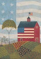 New listing Toland Home Garden American Farm 28 x 40-Inch Decorative Usa-Produced House Flag