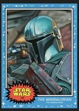 2 Cards Lot Of 2TOPPS STAR WARS LIVING SET THE MANDALORIAN #145 Shipping Today!