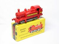 Budgie 224 Railway Engine Train In Its Original Box - Near Mint Vintage