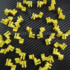Total 20 Pcs 69293-12050, 69293-12060 Door Lock End Clip Fit 5mm Rod For Toyota
