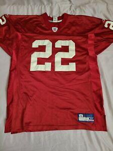 Reebok Arizona Cardinals Emmitt Smith Authentic jersey 52 vintage 2XL XXL rare