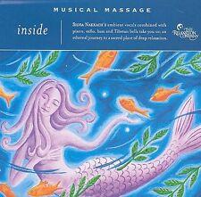 MUSICAL MASSAGE: Inside - Silvia Nakkach ... CD ... NEW