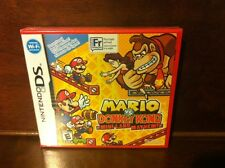 Mario vs. Donkey Kong Mini-Land Mayhem (Nintendo DS, 2010)  BRAND NEW!! Sealed!