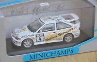 MINICHAMPS FORD ESCORT COSWORTH diecast models TEAM WOLF RACING DTT 1994 1:43rd