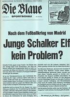 BL 80/81  FC Bayern München - FC Schalke 04