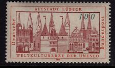 W Germany 1990 The Old Part of Lübeck Town SG 2299 MNH