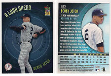 Derek Jeter 2000 Topps A Look Ahead Card #LA-2