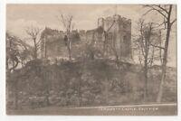 Tamworth Castle East View Staffordshire Vintage Postcard 840b