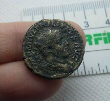 Original Ancient ROMAN Bronze COIN  Philip I (The Arab) d-22mm 5.97gr  #583