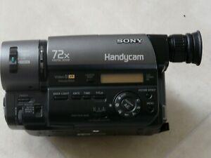 SONY CCD-TR640E Video8 XR Handycam
