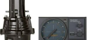 Yaesu G-1000DXC Rotator+CONTROLLER Latest Model + plugs/connectors+ 3 YEAR G'tee