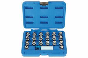 OFFER PRICE Wheel Nut Key Set fits BMW 21pc 6276 by Laser