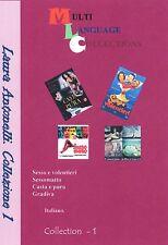 Laura Antonelli.  Collezione 1 di 4 film. No  Subtitles  4 movies collection