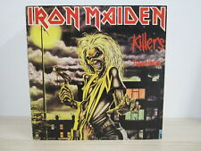 LP / Iron Maiden – Killers = Asesinos / SPAIN PRESS / RARITÄT / 10C 064-107450